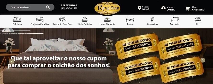 King Star é seguro?