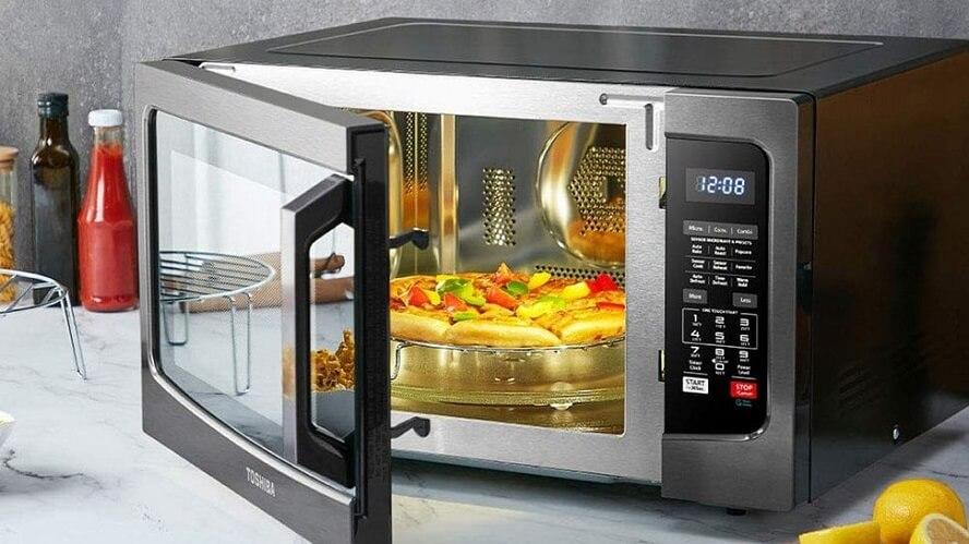 escolher seu forno microondas