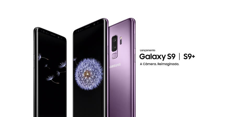 Samsung Galaxy S9 → Cupom de Desconto – Setembro de 2019