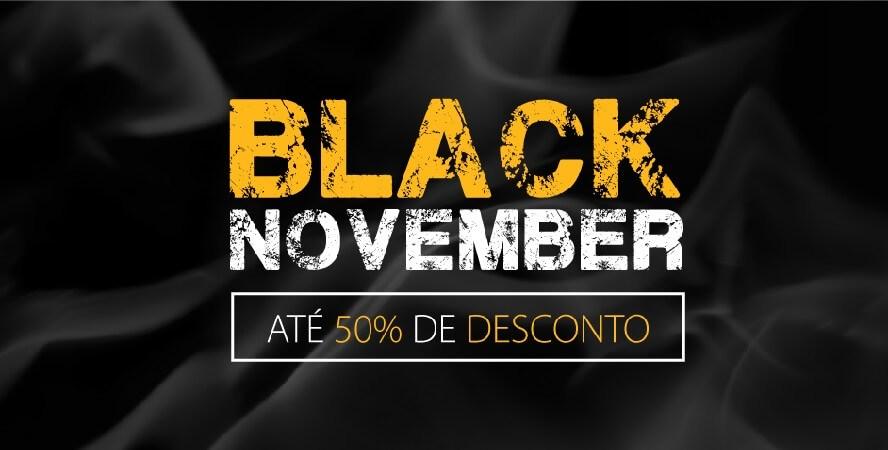 Cupom Black November