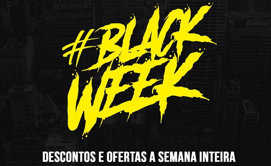 Cupom Black Week