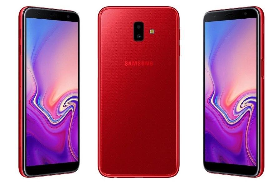 Cupom Samsung Galaxy J6 Plus