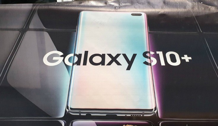 Cupom Galaxy S10+