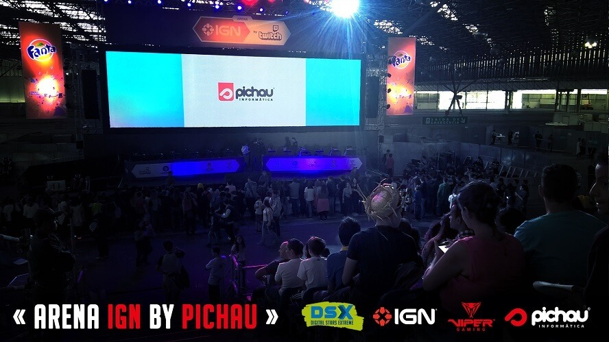 Arena Gaming Pichau