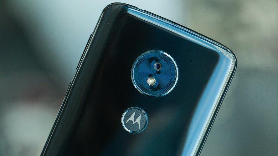 Código Promocional Moto G6 Play
