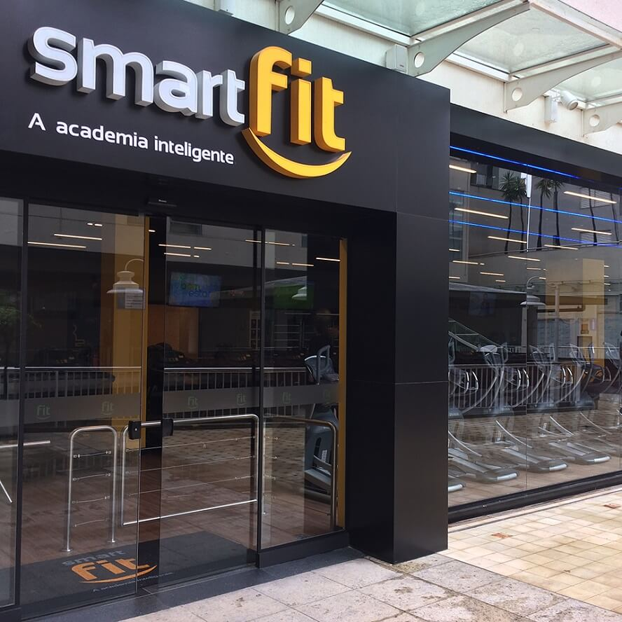 Código Smart Fit