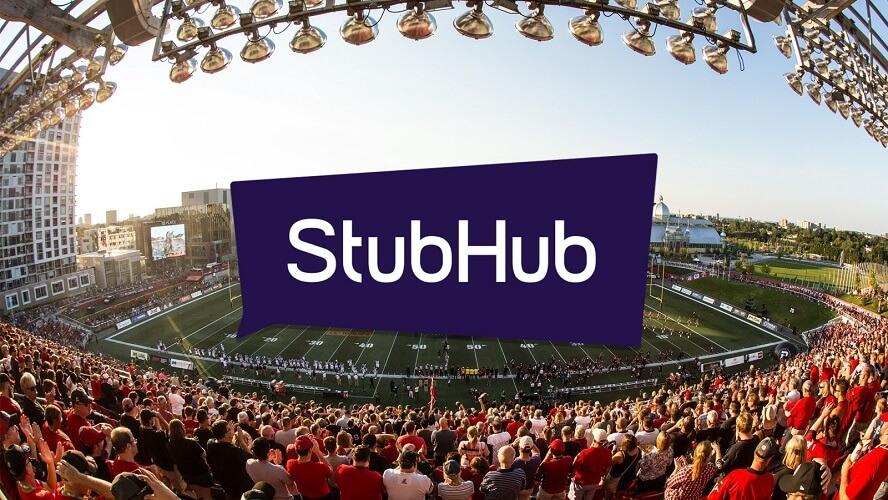 Código StubHub