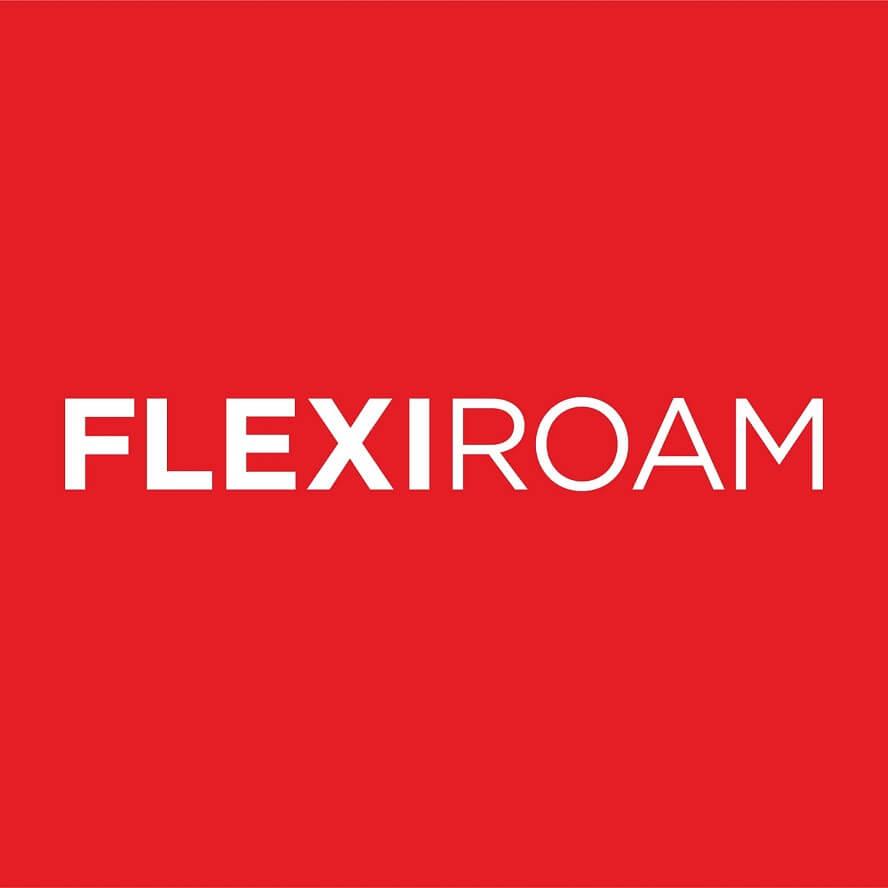 Cupom de desconto Flexiroam