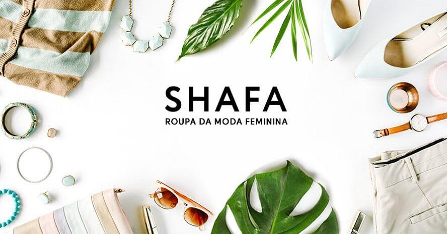 Cupom de desconto Shafa