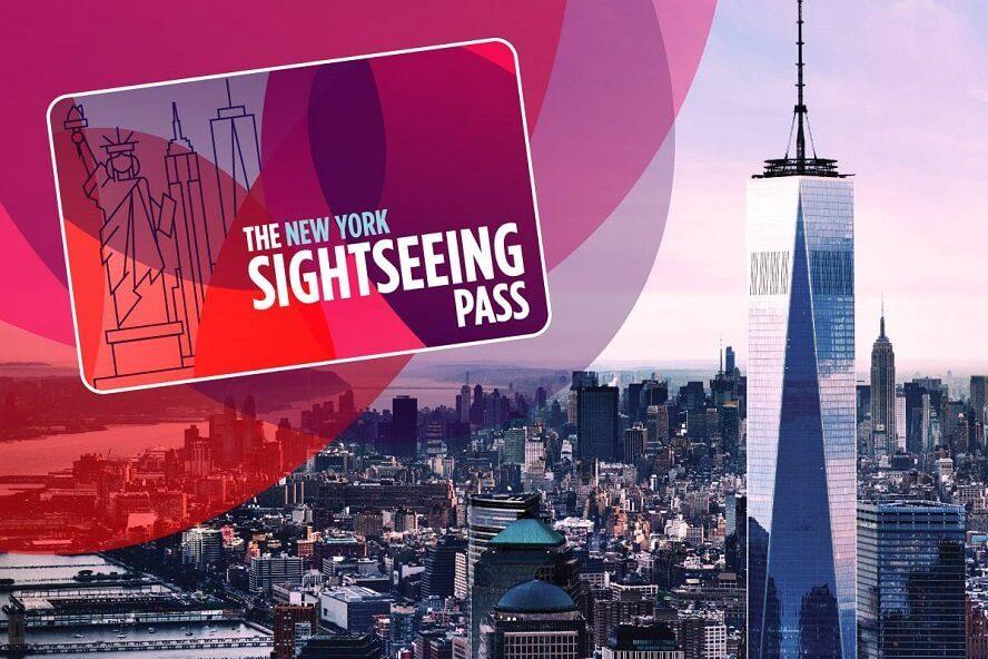 Cupom de desconto Sightseeing Pass