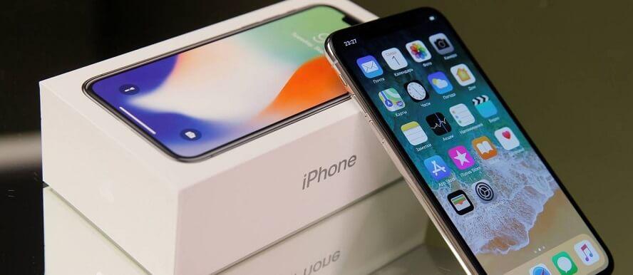 Entrega Gratuita iPhone X