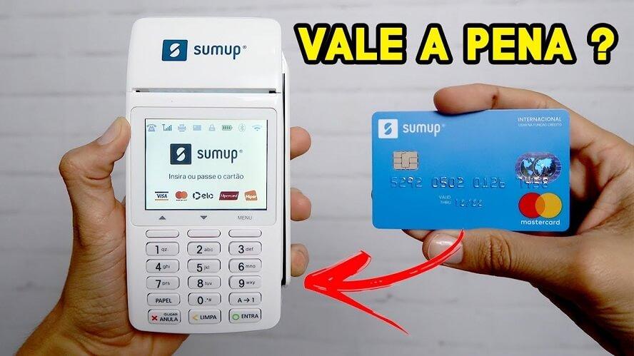 Maquininha Sumup Desconto