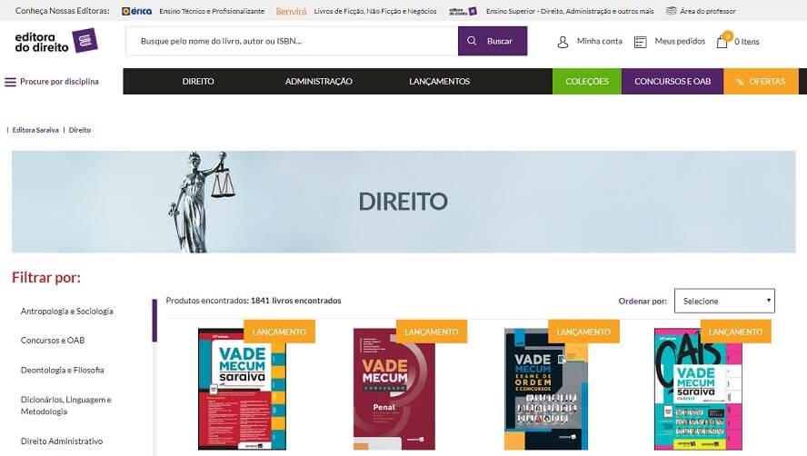Promocode Editora do Direito