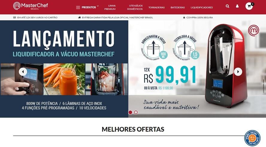 Promocode MasterChef Brasil