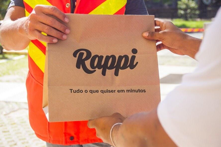 Rappi entrega grátis