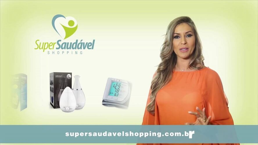 Voucher Super Saudável Shopping