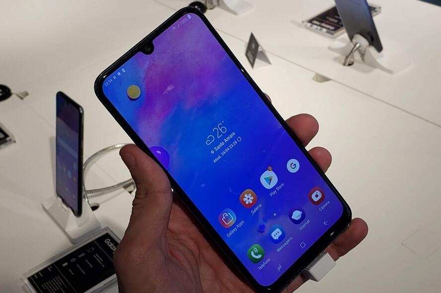 Voucher Samsung Galaxy M