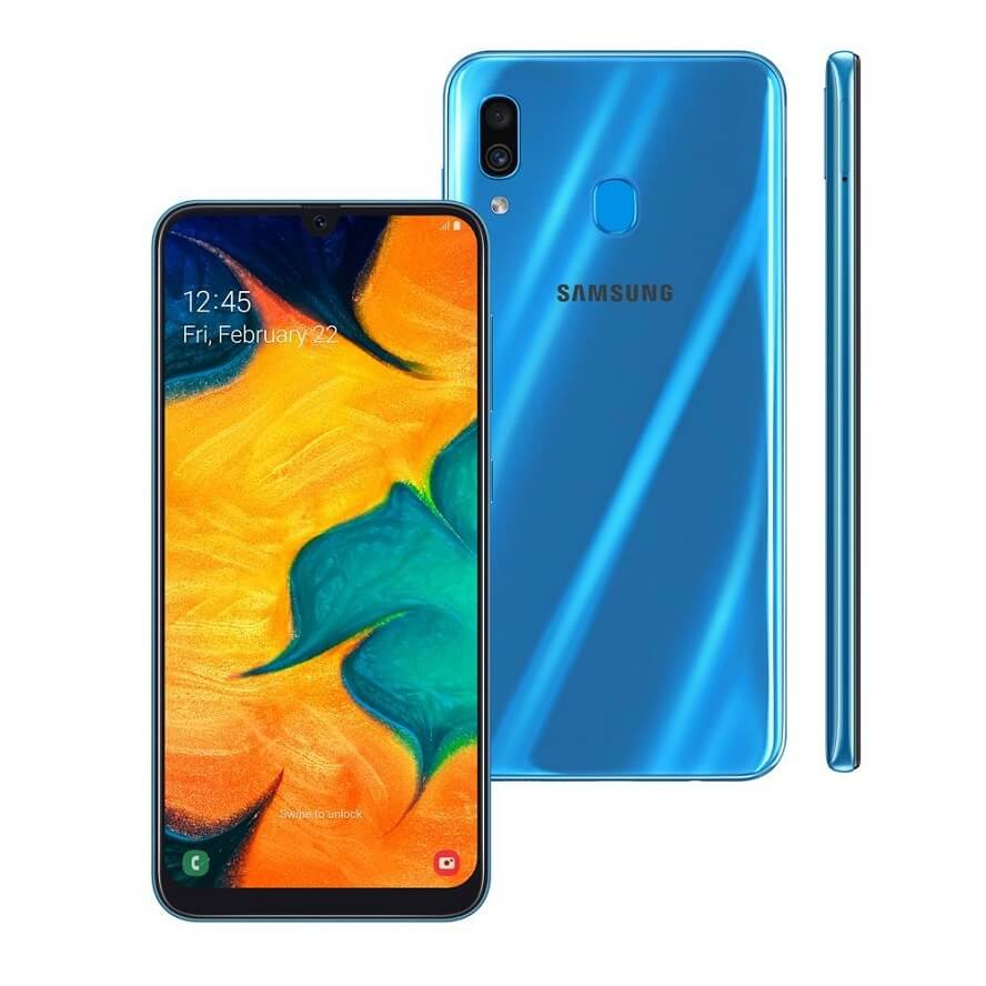 Cupom de desconto Samsung Galaxy A30