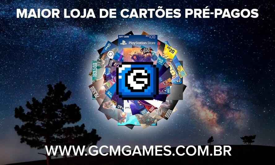 Cupom de desconto GCM Games