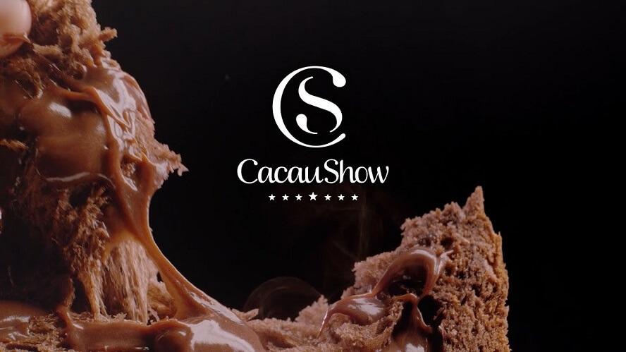 Voucher Cacau Show