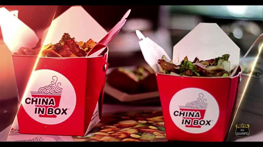 Voucher China in Box