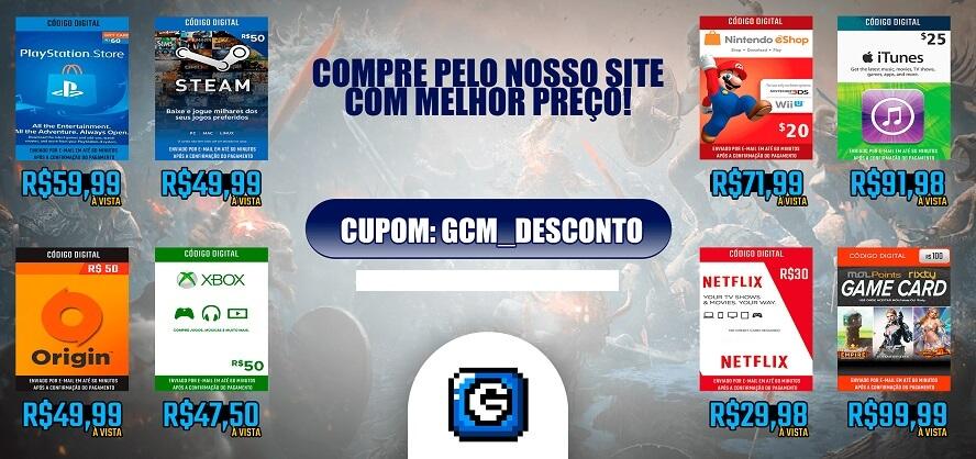 Voucher GCM Games