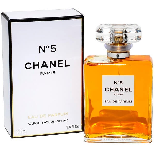 Perfume Nº 5, Chanel