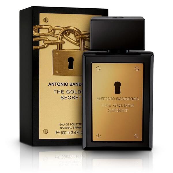The Golden Secret, Antonio Banderas
