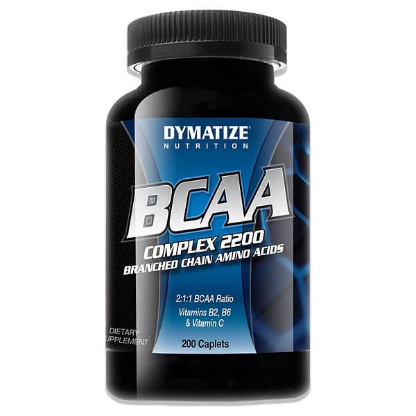 BCAA Complex 2200 Dymatize Nutrition