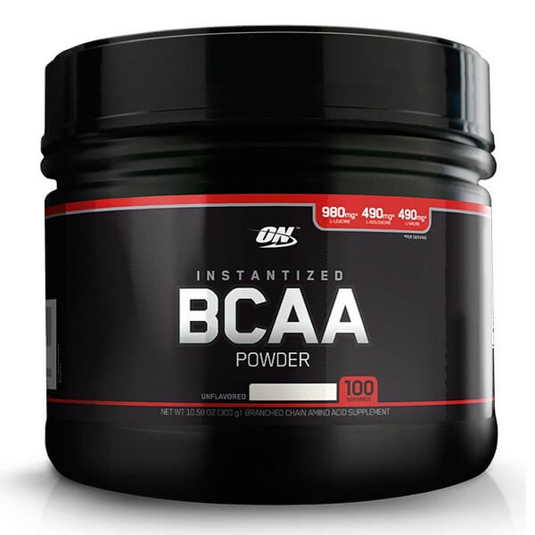 BCAA Powder Black Line Optimum Nutrition