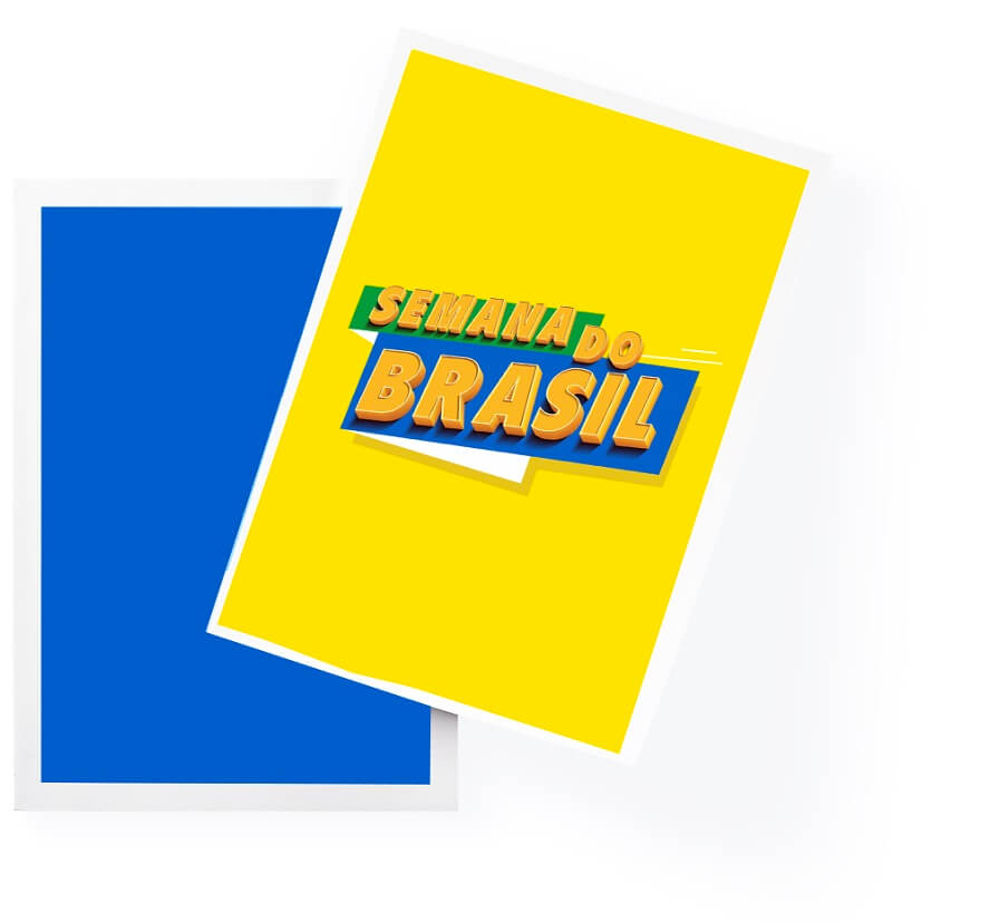 Código Promocional Semana do Brasil