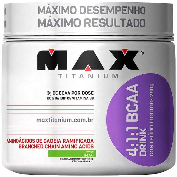 Max Titanium BCAA Drink 4:1:1