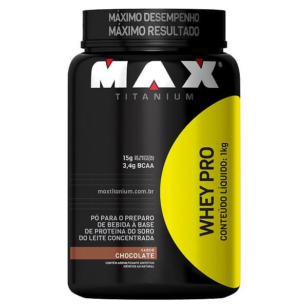 Pro Max Titanium