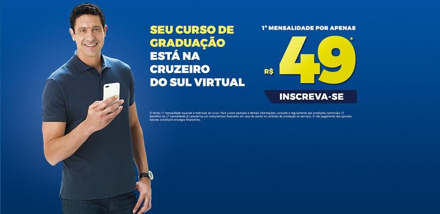 Código Promocional Cruzeiro do Sul