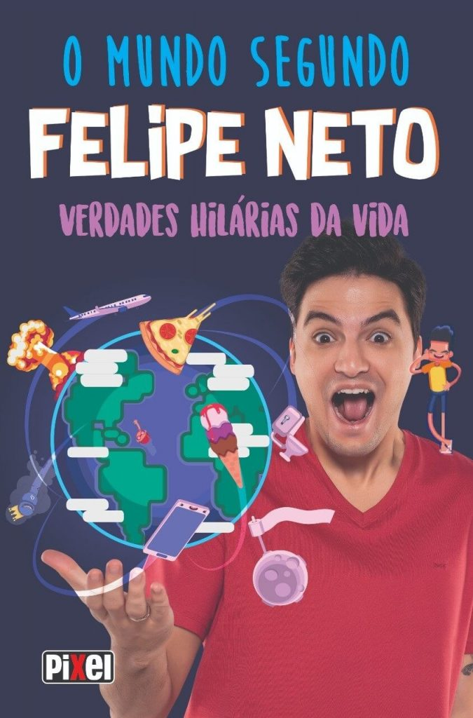 Código Promocional Felipe Neto Livros