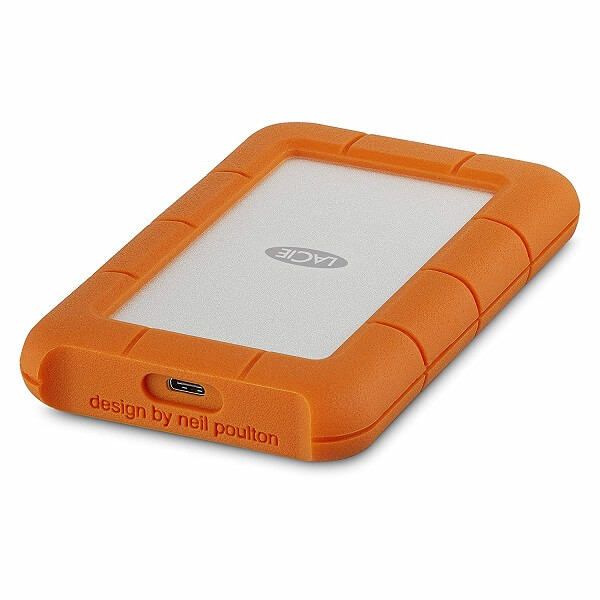 LaCie Rugged 1TB