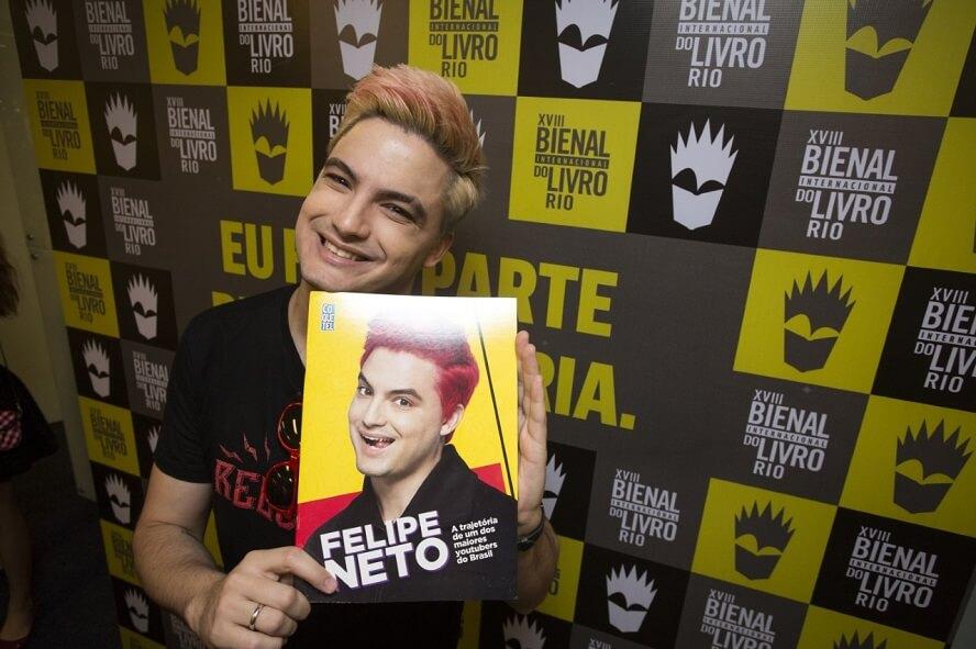 Promocode Felipe Neto Livros