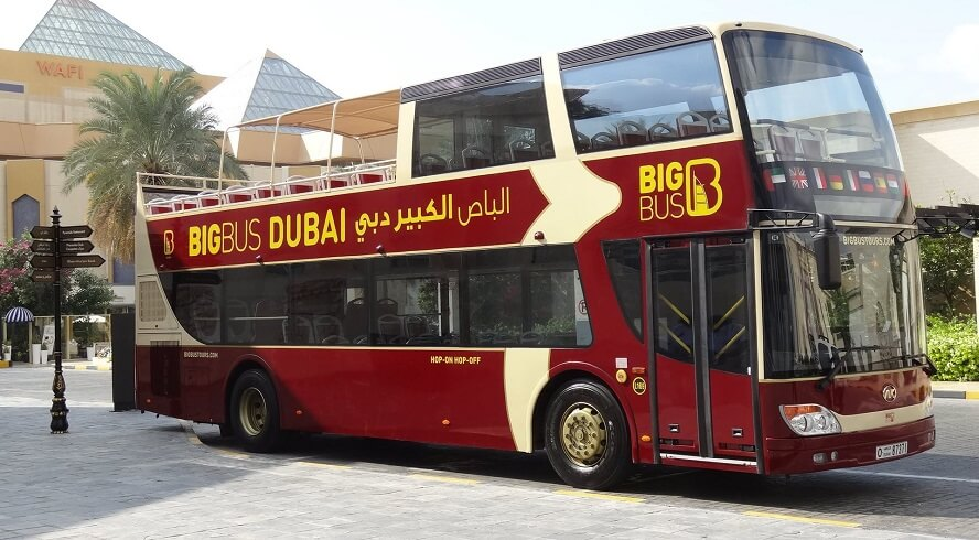 Voucher Big Bus Tours