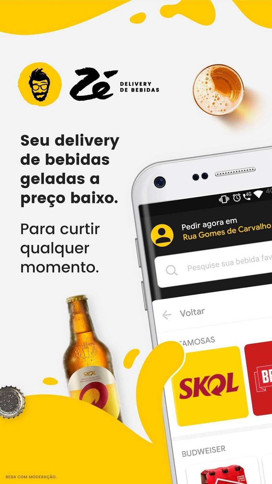 Promocode Zé Delivery