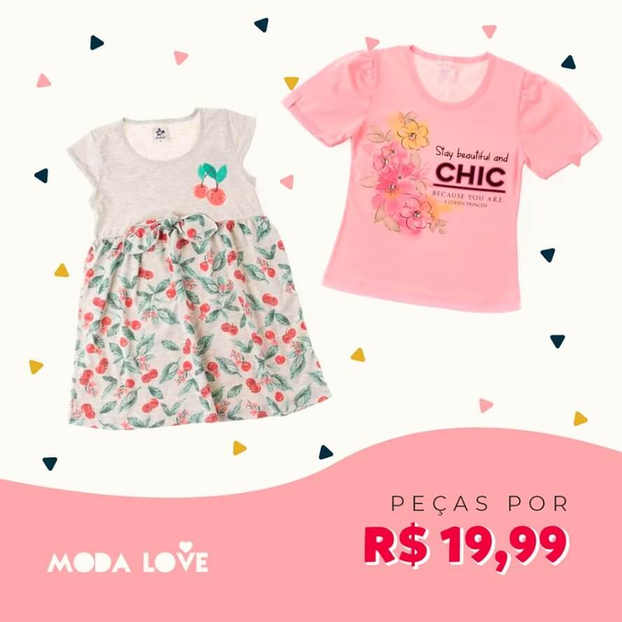Código Promocional Moda Love