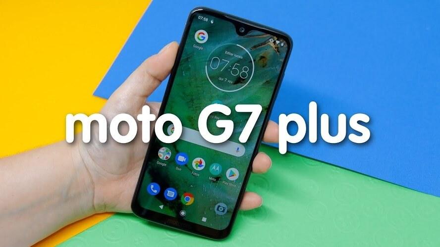 Código Promocional Motorola G7 Plus