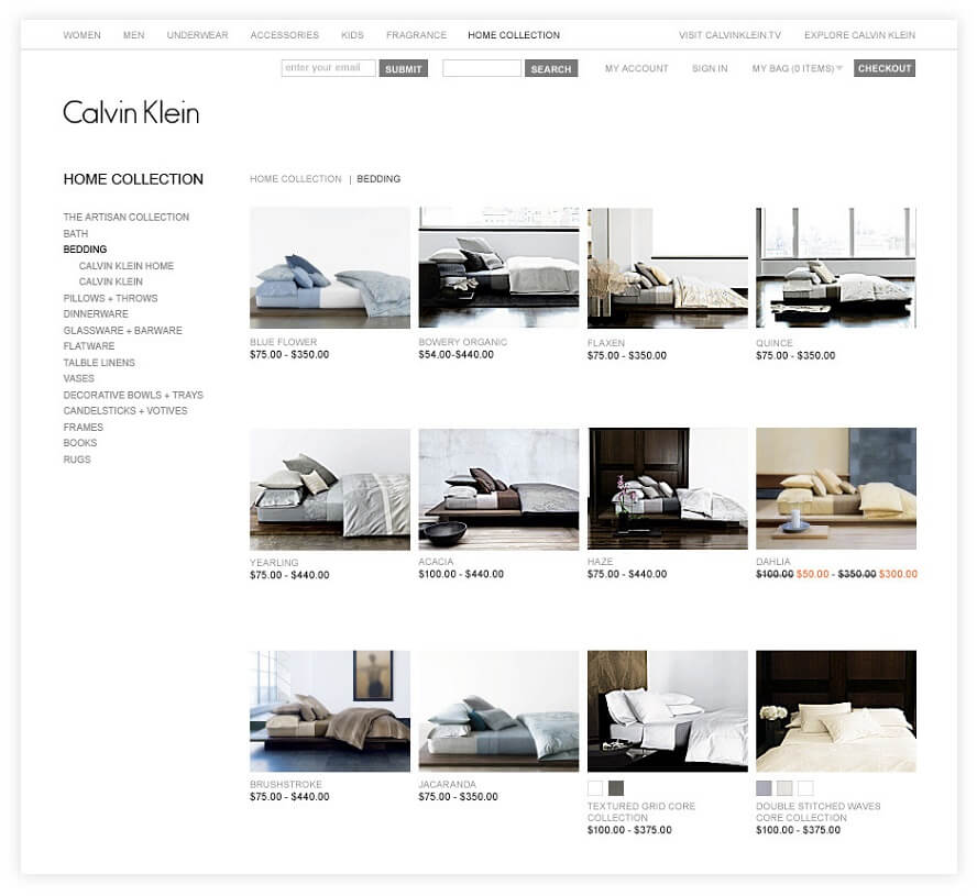 Cupom Calvin Klein