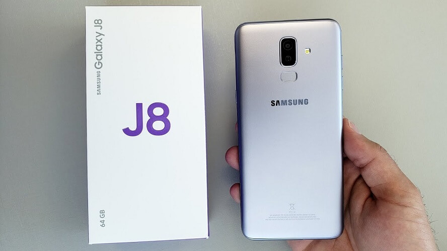 Desconto Galaxy J8