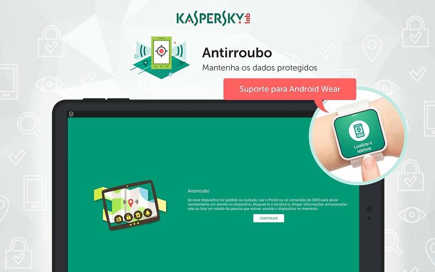Cupom de desconto Kaspersky