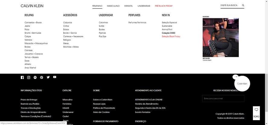 Promocode Calvin Klein