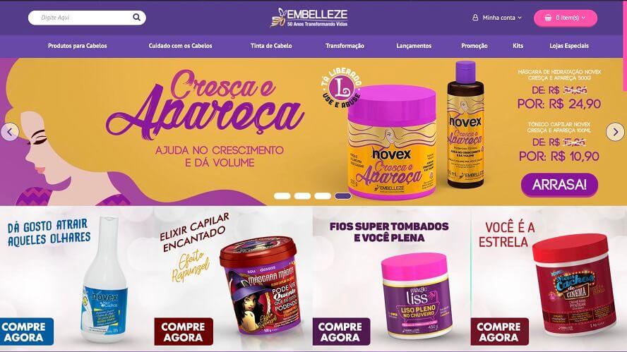 Promocode Embelleze