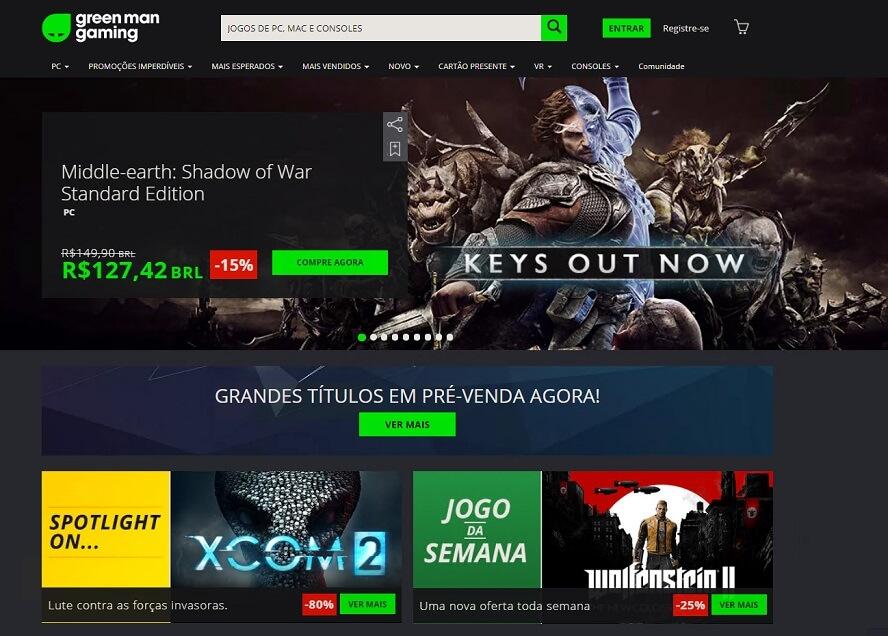 Promocode Green Man Gaming
