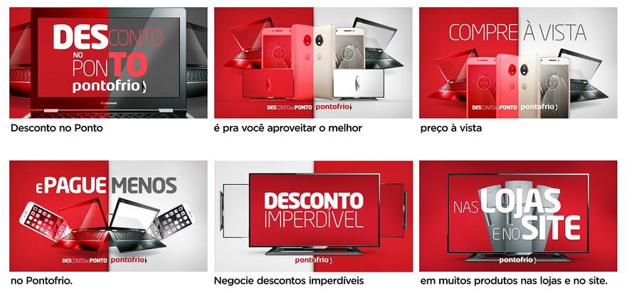 Promocode PontoFrio