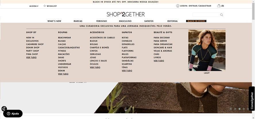 Promocode Shop2gether