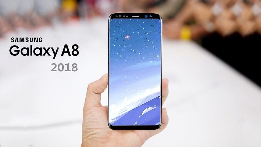 Voucher Galaxy A8 2018